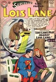 The Most Ridiculous Covers of Superman's Girlfriend Lois Lane Not a mad stalker or anything. Lois Lane uses her time machine. Lois Lane, Superman Comic, Dc Comic Books, Comic Book Covers, Superman Girlfriend, Dc Comics, Lana Lang, Romance Comics, Superman Family