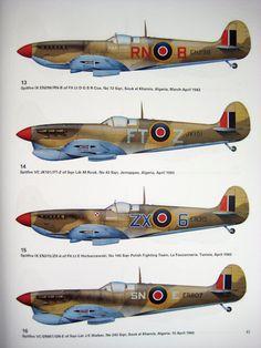 Supermarine Spitfires - BFD