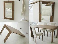Practical Multifunction Furniture By Porada