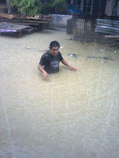 Batam Banjir, Bengkong Baru Tergenang