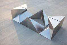 super cube: transformable furniture with unpredictable configurations - designboom | architecture