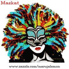 Maskat Concept, Wreaths, Halloween, Home Decor, Door Wreaths, Room Decor, Halloween Stuff, Home Interior Design, Floral Arrangements