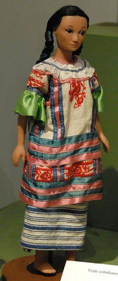 Oaxaca Mexico Doll | Flickr - Photo Sharing!
