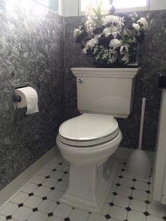 KOHLER Memoirs Stately 2-piece 1.28 GPF Single Flush Elongated Toilet with AquaPiston Flush Technology in White K-3817-0 at The Home Depot - Mobile