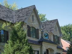Inspire Aledora Slate Roofing Products Roof