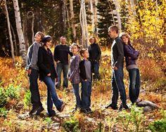 family photo ideas by JUNA