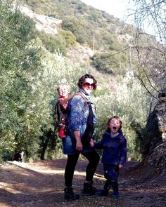Ten tips for hiking and walking with young children  new post on the blog!  #familytravel #outdoorfamilies #outdoorsandfree