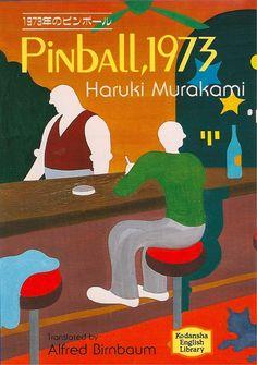Pinball, 1973 - Haruki Murakami