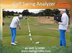 Golf Swing Analyzer is the latest technology which will give you the proper guidance and feedback regarding your golf swings. It is very comprehensive, accurate and easy to understand. Golf Swing Analyzer, Golf Training, Latest Technology, Swings, Baseball Field, Easy, Rope Swing, Baseball Park, Swing Sets