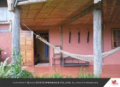 Bamboo Pink House, Chiang Mai, Thailand #Homedecor #Outdoor