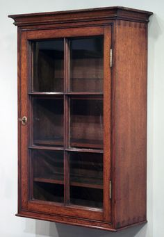 Antique oak wall hanging cabinet : Antique Wall Cupboard UK - Antique Wall Cabinet from UK Antique Dealer Shop - Wall Hanging Cupboard