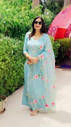 Punjabi Dress, Anarkali Dress, Punjabi Suits, Anarkali Suits, Indian Attire, Indian Wear, Indian Dresses, Indian Outfits, Suit Fashion