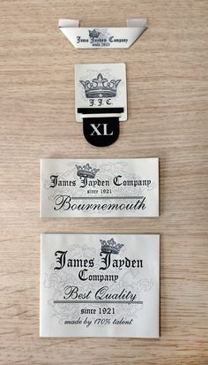 #wovenlabel #necklabel #label #etiketten #webetikett #uk