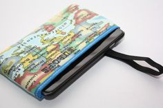 This high quality case for the iPhone 6 / 7 Plus similar device of this size. Both sides of the sleeve are made of high quality fabrics Sky blue world map. padded Closes handmade rubber. This beautiful sleeve iPhone can be a very nice gift for a dear friend or native ... Please contact us if you have a special request or specify: Making, model or size of the iPhone. With the sleeve of your andreoid will be completely safe from dust, scratches and serious damage.  See related;  https:&#x2...