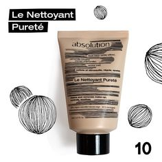 DAY 10 of AbsoCalendar This Friday we are giving you the chance to win our sensitive skin friendly facial cleanser for : Le Nettoyant Pureté. A gel that cleans removes makeup controls and soothes.  In order to participate to today's drawing just follow these 3 easy steps: Like our page @absolution_cosmetics (if you haven't already  ). Like this picture. Tag in the comments one friend who you think would like to discover Absolution this product and give her or him a 20% discount on our…