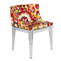 HOUSE BRAND | Philippe Starck Inspired Mademoiselle Flower Chair - Furniture - 5rooms.com