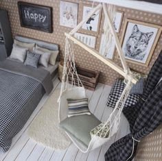 cosydollhouse Toddler Bed, Barbie, Furniture, Home Decor, Fashion, Homemade Home Decor, Moda, Home Furniture, Fasion