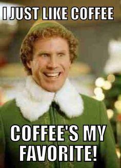 Christmas Coffee Fun #coffeequotes