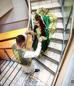 Afghan cute couple