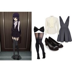 Casual Cosplay: 20 More Anime Outfits You Can Wear Every Day! - the Keybie Cafe Anime Inspired Outfits, Character Inspired Outfits, Anime Outfits, Casual Cosplay, Cosplay Outfits, Cosplay Costumes, Look Fashion, Fashion Outfits, Disney Fashion