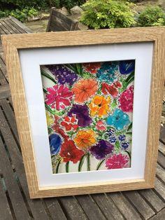 Bell Art, Mothers Day Cards, Painting Frames, Elsa, Original Paintings, Floral, Wall, Artist, Artwork