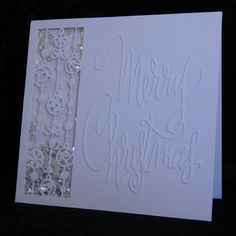 Christmas shaker card                                                                                                                                                                                 More