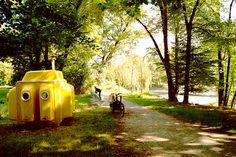 urban restart yellow submarine