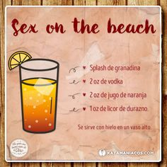 Discount Wine And Spirits Beach Drinks, Fun Drinks, Yummy Drinks, Alcoholic Drinks, Comida Diy, Drinks Alcohol Recipes, Getting Drunk, Smoothie Drinks, Food Humor