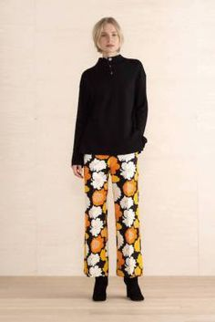 Katrina trousers - Marimekko Fall/Winter 2016