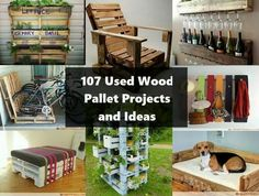 http://homestead-and-survival.com/107-ingenious-pallet-projects-ideas/
