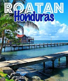Roatan is a premier cruise ship, scuba diving and Eco-tourism destination in Honduras, and is the ...