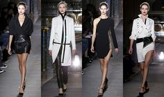 Eye on the Runway: Anthony Vaccarello, Fall/Winter 2013