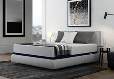 Side sleepers will love our medium-soft mattress! Our Bio-Pur™ and Affinity with SMT comfort layers provide cushioning while relieving uncomfortable pressure points. Cheap Mattress, Best Mattress, Black Friday Bedding, Black Sheets, Black Friday Mattress Sale, Mattress, Bed Sheets, Bed, Box Bed
