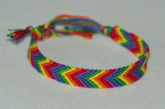 Rainbow Chevron!  Want to buy this? Check out: http://www.etsy.com/shop/CreationsbyJulie7?ref=search_shop_redirect