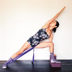 DAY 17, PART 2. (See previous post for an easier version of parsvakonasana) Typically the only students who show up to yoga classes wearing socks are brand new beginners. However I recommend this variation of parsvakonasna with socks instead of on a...