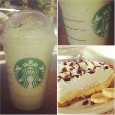 Banana Cream Pie Frappuccino