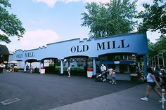 the old mill - kennywood  This was SO MUCH BETTER!