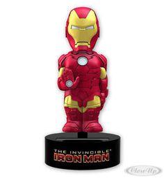 Marvel Body Knocker Iron Man Hier bei www.closeup.de
