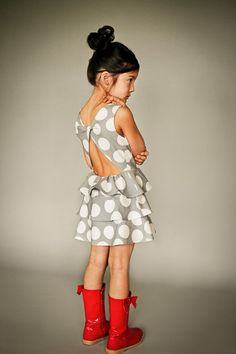 Beautiful Back Scirocco Dress by Patterns by Figgy - i will be making this!