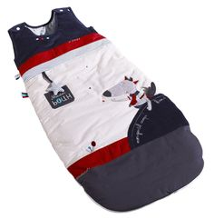 Sauthon Mister Bouh Baby's Sleeping Bag - Suitable for 4 to 24 Months