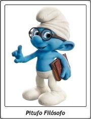 Pitufo Filósofo / Brainy Smurfs / Los Pitufos / The Smurfs / 2011 / Raja Gosnell / Live Action Cartoon Movies