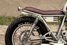 Yamaha SR250 by Moto-Mucci | Bike EXIF