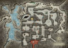 Vault of the Dracolich Poster Map (Digital DM & Player Versions) $2
