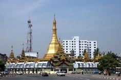 pagodas in yangon | File:Sule Pagoda Yangon Burma.JPG - Wikipedia, the free encyclopedia