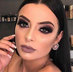 maquiagem de festa para madrinha ou formanda #maquiagem #makeup