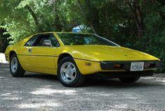1977 Lotus Esprit S1 TurboOHC I-4/5sp transaxle