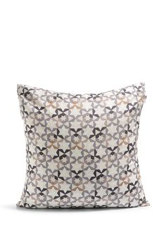 Esprit / multistars cushion cover with a star pattern