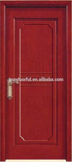 New Wooden Single Main Door Decorative Wood Carving Design