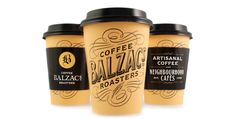 Modernizing the brand of Ontario's finest coffee micro-roastery - Balzac's Coffee Roasters.