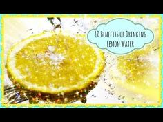 10 Health Benefits of Drinking Lemon Water Every Morning - Be Extra Healthy Best Smoothie Recipes, Good Smoothies, Healthy Recipes, Lemon Water In The Morning, Lemon Health Benefits, Water Benefits, Drinking Lemon Water, Detox Drinks, Healthy Living